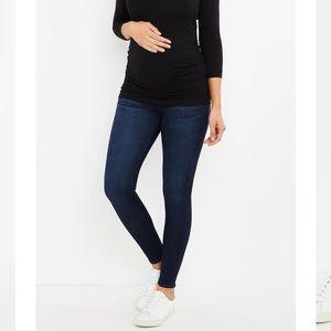• ag • maternity skinny jeans 30